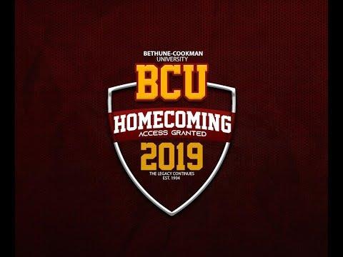 2019 Bethune-Cookman Homecoming: South Carolina State Vs  Bethune Cookman