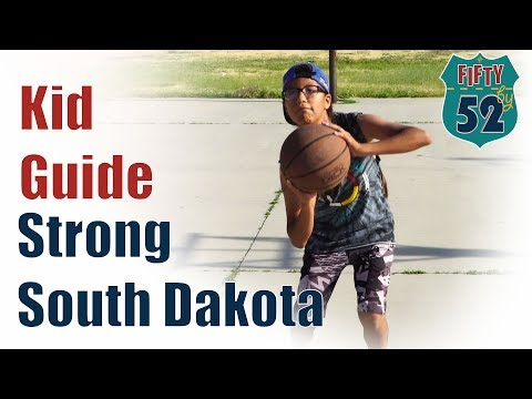 Day in the life with the Sioux: Strong South Dakota