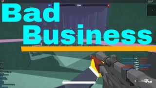 🔴Roblox Bad Business Prototype 1.6.0 Gameplay🔴