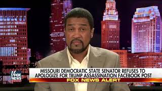 """Democrat Party was the engine that drove racism in America and behind the Confederacy."""""""