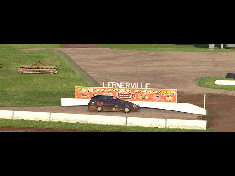 iRacing: One the league practice race @Lernerville Speedway