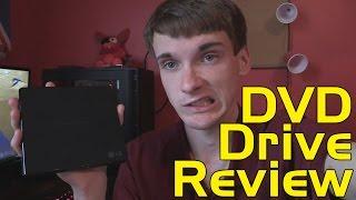 LG 8X USB 2 ultra slim portable DVD drive review