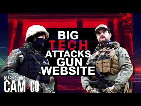 AR15.com Owner Responds To Big Tech Attack On Site