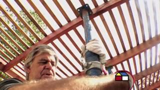 ¿Cómo instalar un techo de policarbonato? - Sodimac Homecenter Argentina