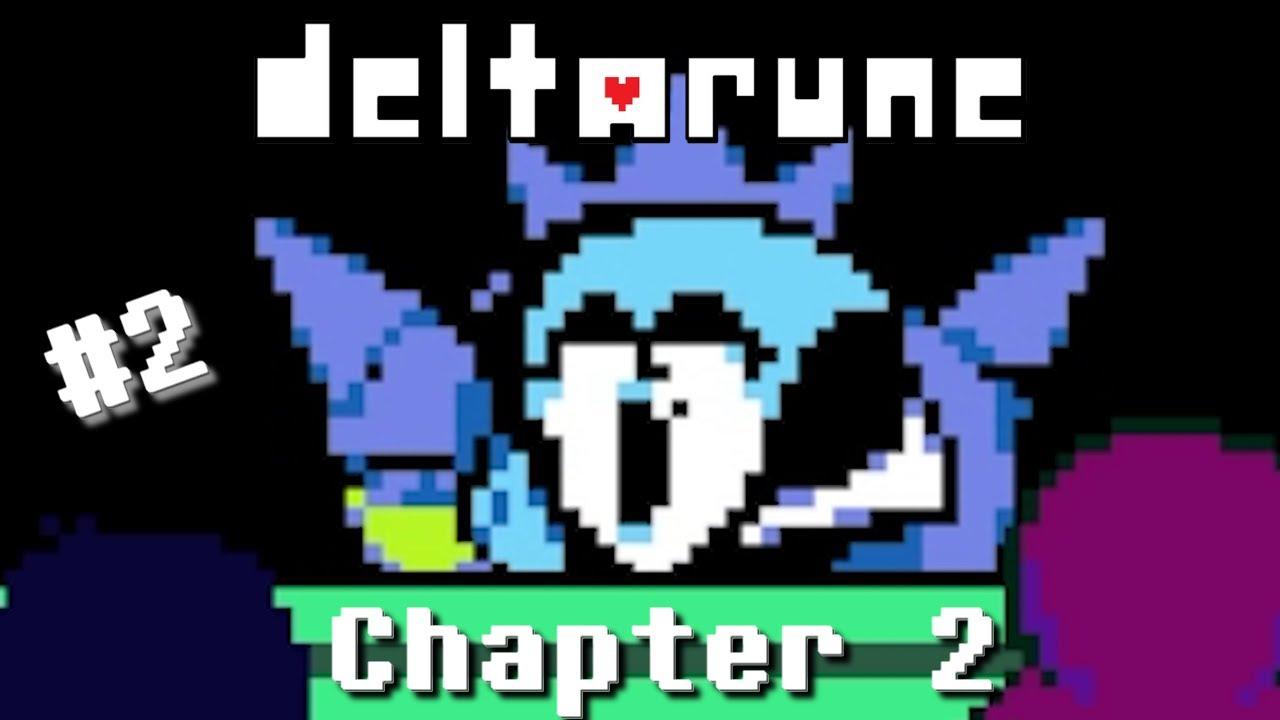 Download [Mikin] Její veličenstvo Královna --- Deltarune Chapter 2 #2