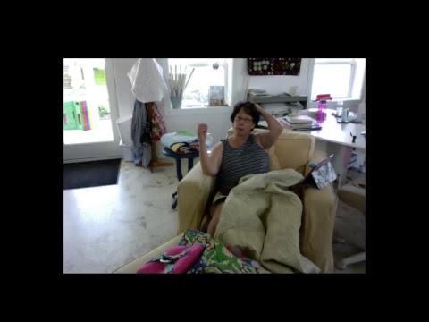 June 11, 2017 Margaret Leuwen Quilting Live Stream