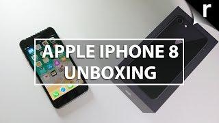iPhone 8 Unboxing: The forgotten Apple smartphone