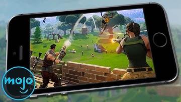 TOP 10 MULTIPLAYER Handy + Tablet Spiele