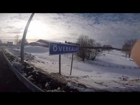 SWEDEN Overkalix