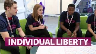 Havering College Students' Union Discussing British Values