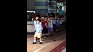 Pre-test เด็กเล็ก 2558 สาธิต มศว ประสานมิตร