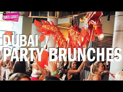 Dubai's biggest party brunches in 2019 (including Saffron and STK)