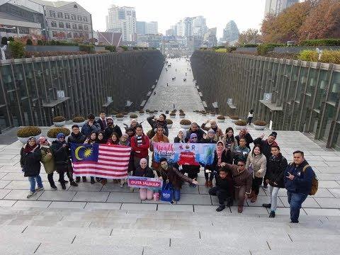 Youth Exchange Programme Malaysia - Korea 2017
