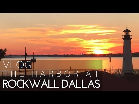 THE HARBOR AT ROCKWALL | ESCAPE FROM DFW AREA