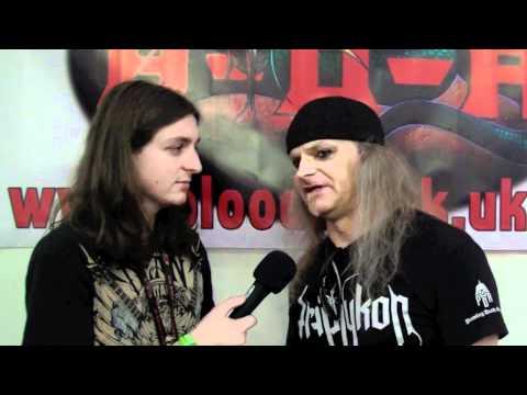 Triptykon Interview- The Metalheadz@ Bloodstock Festival 2011