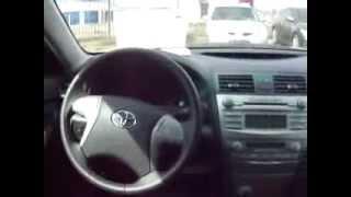 2009 Тойота Камри.Обзор (интерьер, экстерьер, двигатель).