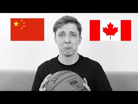 久居中国的加拿大小哥回国后真的不习惯。。。