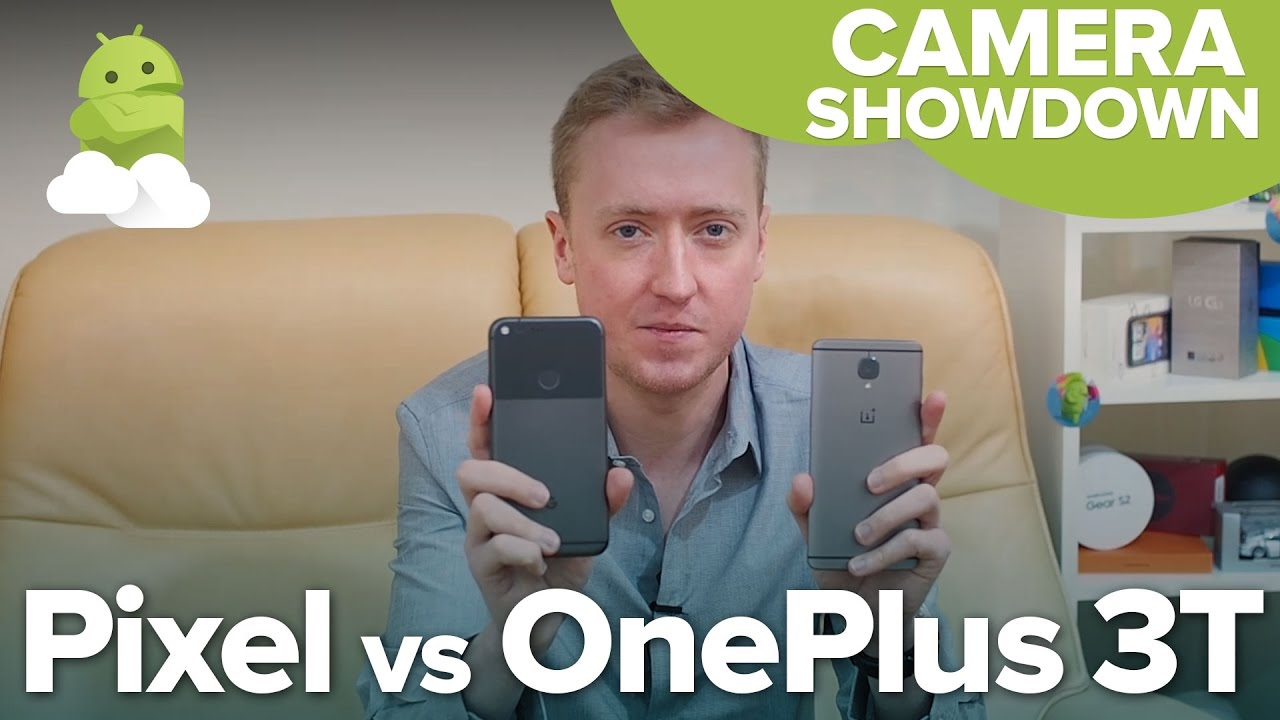 Google Pixel vs OnePlus 3T camera comparison!