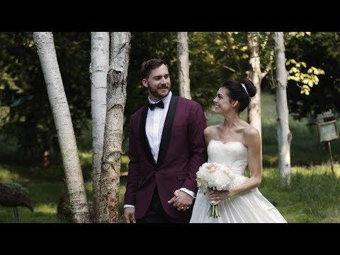 Gorgeous 4K Wedding Film of Raina Hein & Rhett Ellison