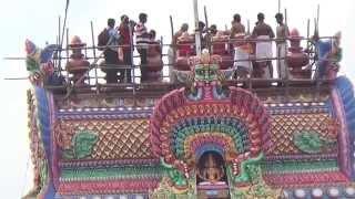 Srirangam Maha Samprokshanam 2015