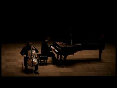Cadogan Hall - May 2009. Grieg, Sonata in A Minor, Op 36. 1st mvt; Allegro agitato