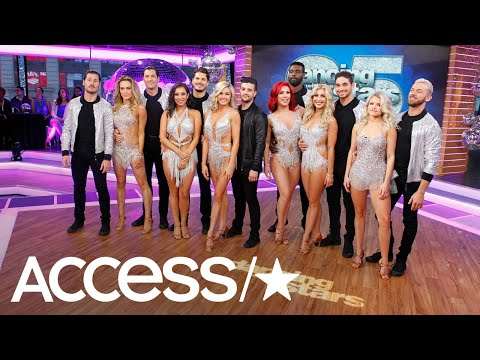 'Dancing With The Stars' Cast Reacts To Massive Tour Bus Crash In Iowa | Access