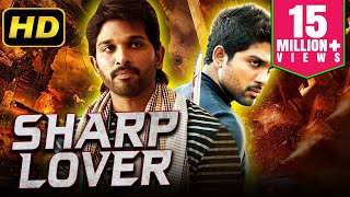 Sharp Lover (2019) Telugu Hindi Dubbed Full Movie | Allu Arjun, Gowri Munjal, Prakash Raj
