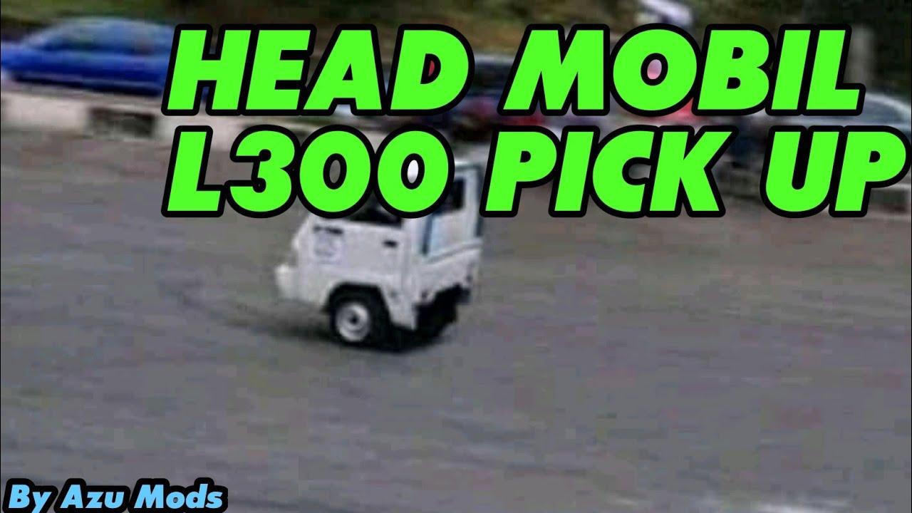 6200 Koleksi Mod Bussid Mobil L300 Gratis
