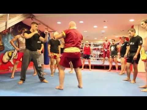 Muay Boran Grand Master Kevin Lloyd (part 2)