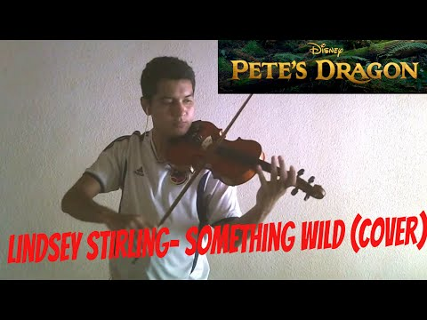 Lindsey Stirling - Something Wild Ft Andrew McMahon (COVER)