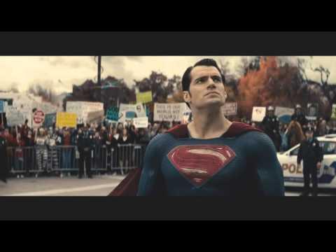 Batman v Superman: Dawn Of Justice Go Home TV Spot