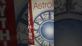 Astrologio. Videajxo 4. Signifo de cxiu cifero.