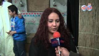 مسرحية الطوق بطولة طلاب جامعة عين شمس في مهرجان الشارقة للمسرح الجامعي