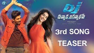 Duvvada Jagannadham Third Song Release Date  | DJ Songs | Allu Arjun | Pooja Hegde | Ready2release