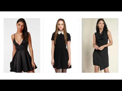 sommerkleid-schwarz,-schwarzes-kleid-kurz,-schwarzes-abendkleid