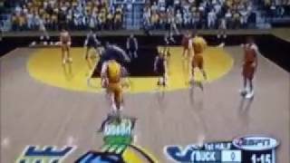 NCAA College Basketball 2K3 Tournament 18 Part 2