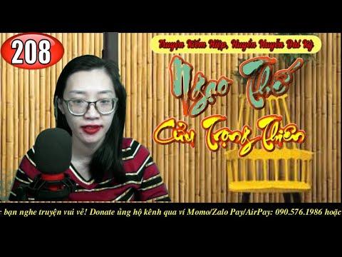 NTCTT 208: Thiên Thần Chi Cốt l Truyện Kiếm Hiệp Audio Hay Nhất