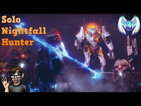 Solo Hunter Nightfall
