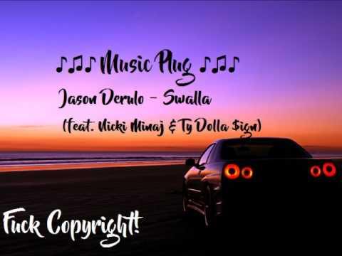 [OFFICIAL AUDIO] Jason Derulo - Swalla (feat. Nicki Minaj & Ty Dolla $ign)