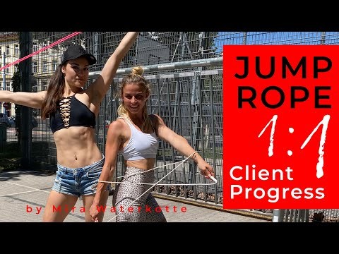 JUMP ROPE TRANSFORMATION - PERSONAL TRAINING 1:1