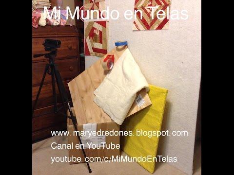DIY O HTM.....PARED DE DISEÑO