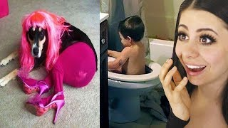 Download HILARIOUS KIDS who were left HOME ALONE! Mp3 and Videos