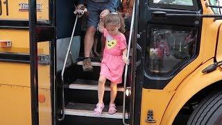 Chelsea Goes To School