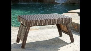 Rst Outdoor Lounge Side Table Patio Furniture