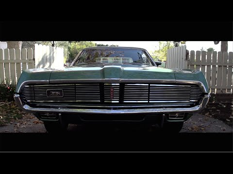 1967-70 Mercury Cougar: The Nine Lives of Mike Brown (Featuring Phillip the Cat)