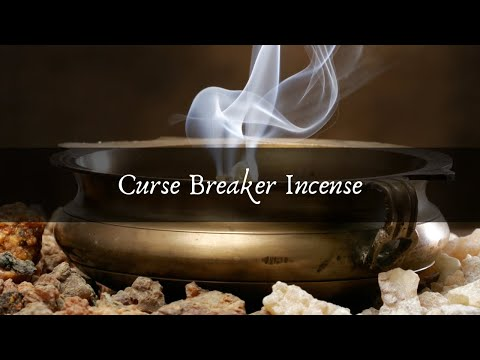 Curse Breaker Incense