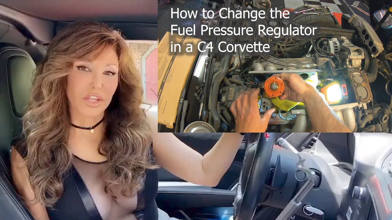 How to Replace the Fuel Pressure Regulator in a C4 Corvette