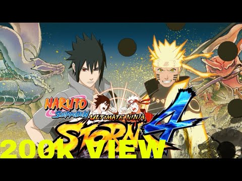 how to download and install naruto shippuden ultimate ninja storm 4 android