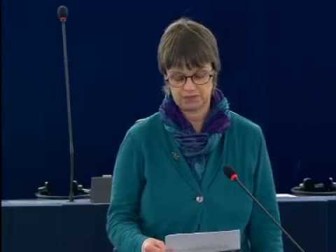 Molly Scott Cato MEP on evaluation of bank stress tests