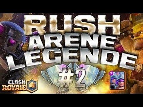 Clash royale deck arene 7 8 9 arene legendaire deck 3 for Deck arene 7 miroir